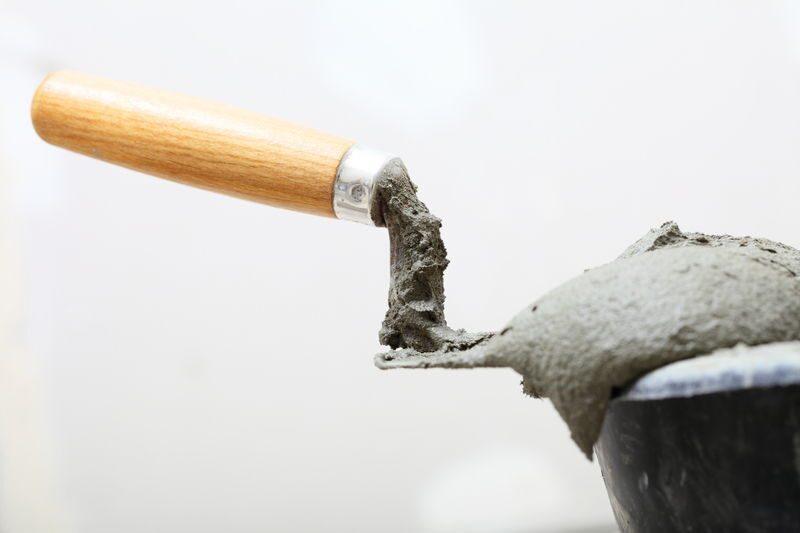 Раствор цементный заполнитель ваш бетон